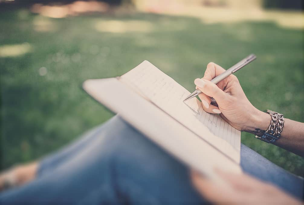 Why Therapeutic Writing?