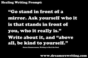 Therapeutic Writing Prompts #2