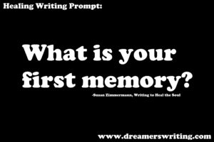 Healing Writing Prompts #6