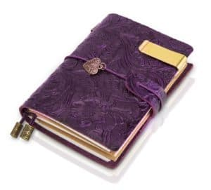 100 Gifts for Writers - Purple Notebook