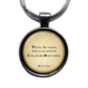 100 Gifts for Writers - Keychain