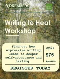 Healing Writing Workshop