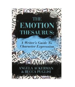 Gifts for Writers - Emotion Thesaurus