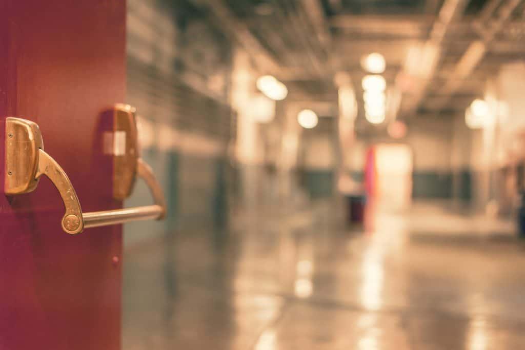 Chandy C. John - Hospital Door