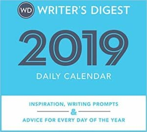 Gifts for Writers - Writing Calendar
