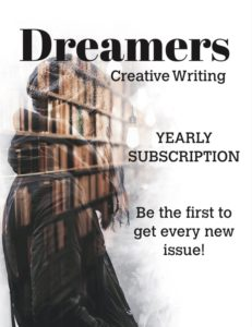 Dreamers Magazine Yearly Subscription - Dreamers Shop