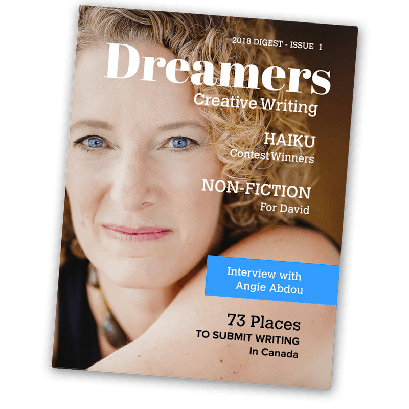 Dreamers Magazine Issue 1