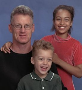 Gregory Stephens Family