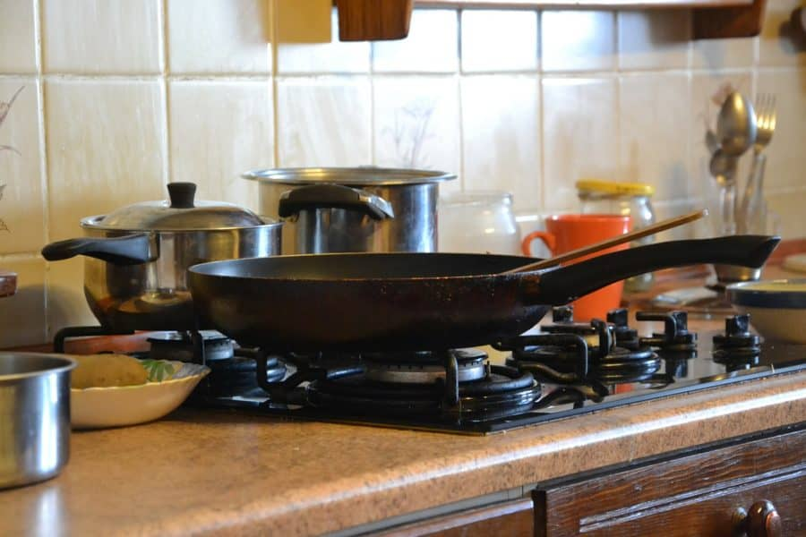 Day of the Frying Pan