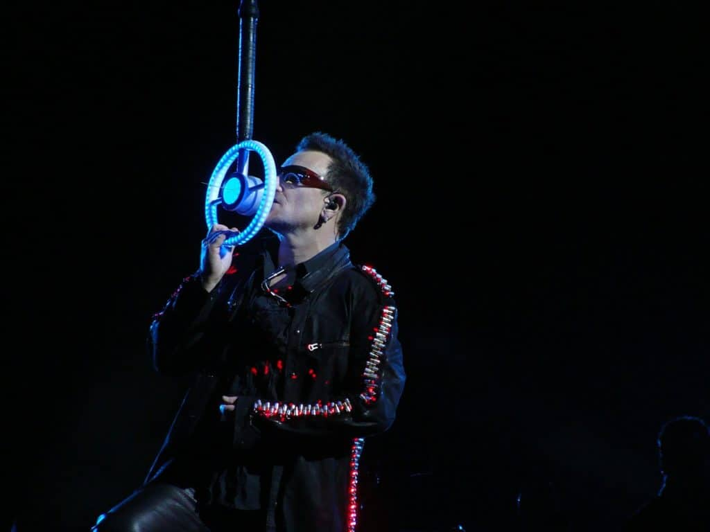 U2 - the miracle of joey ramone