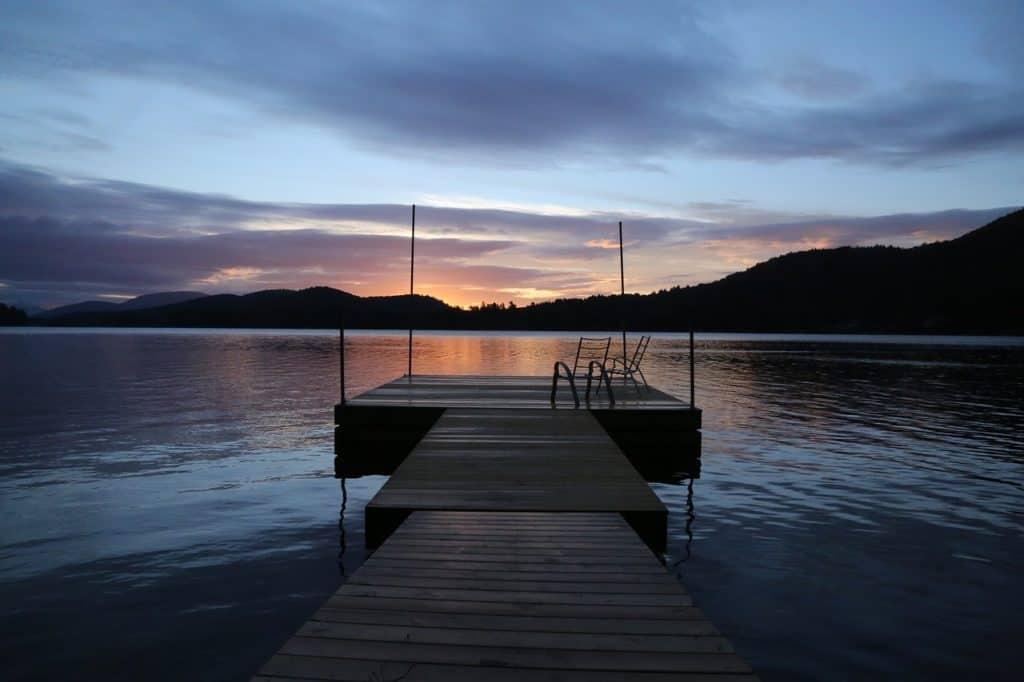 Dawn Dock