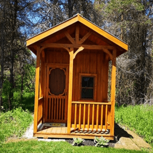 Atwood Bunkie - Dreamers Writing Farm