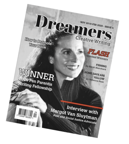 Dreamers Magazine Issue 4 Cover