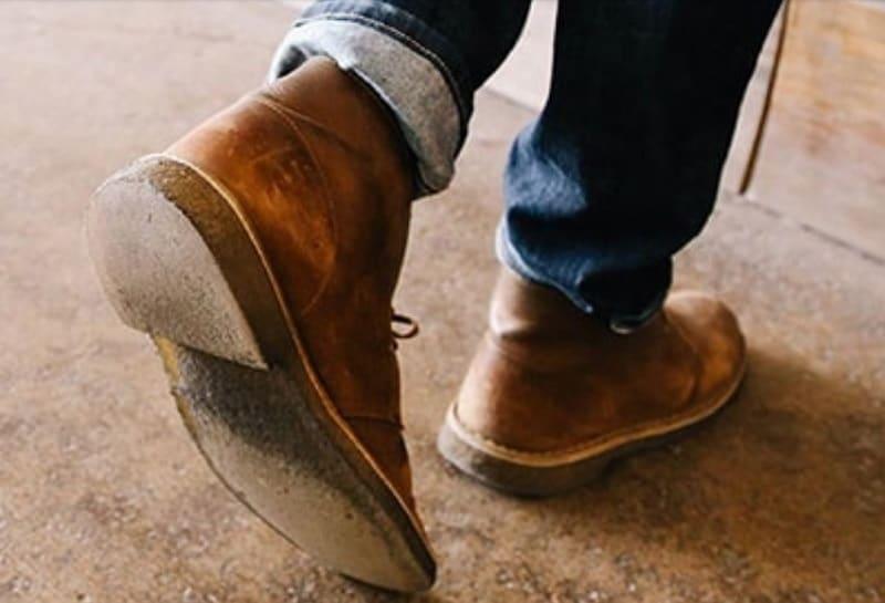 Shoes walking