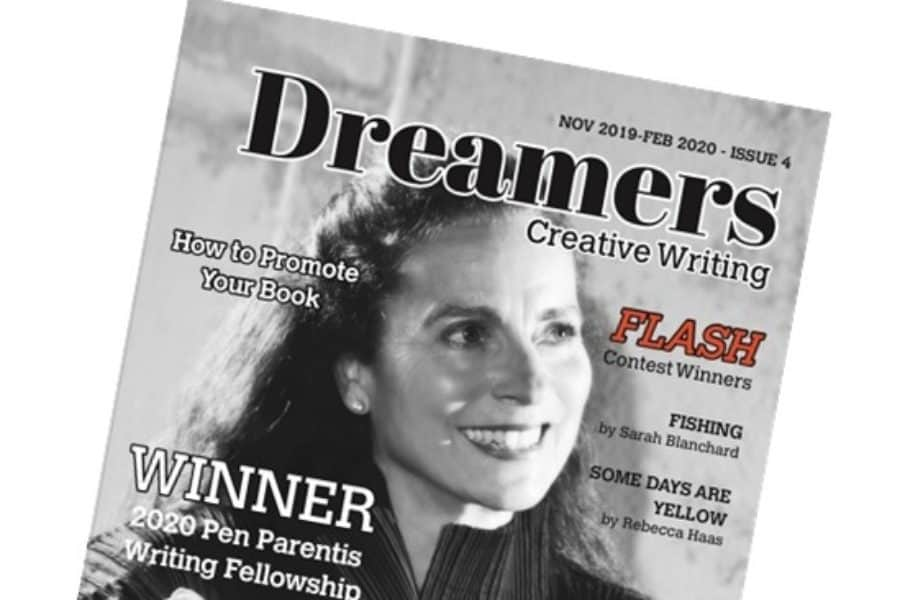 Dreamers Magazine Issue 4