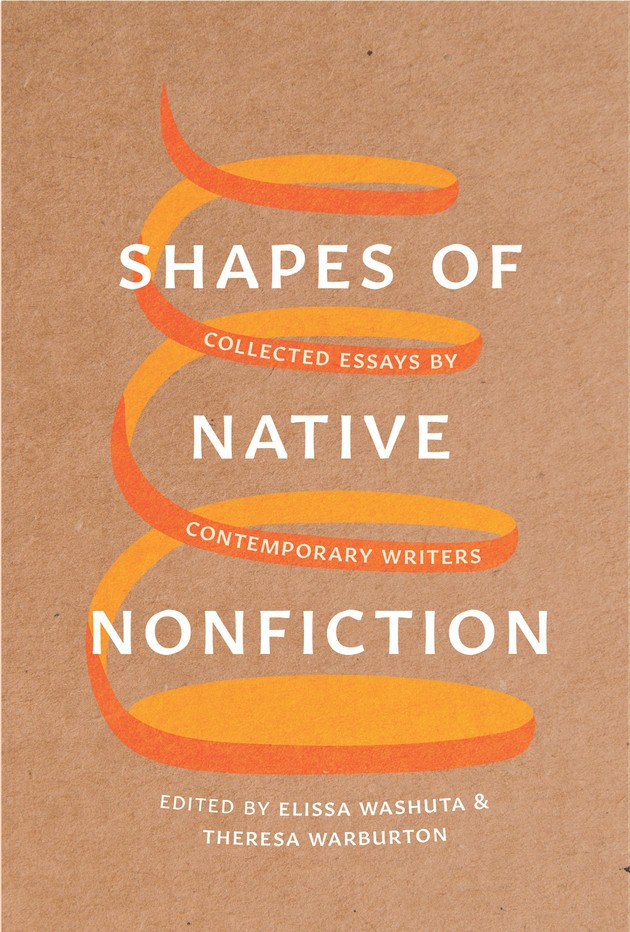 Shapes of Native Nonfiction Cover