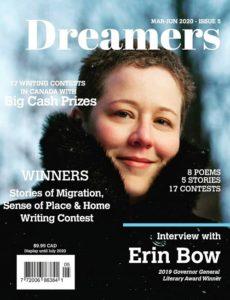 Issue 5 - Heartfelt Writing - Dreamers Magazine