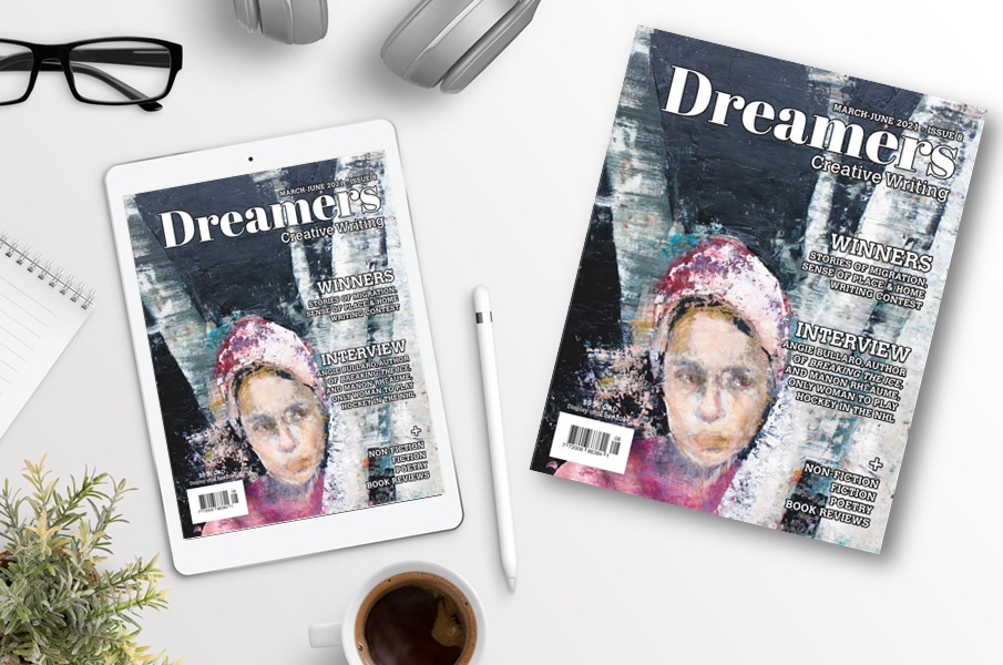 Dreamers Magazine Issue 8