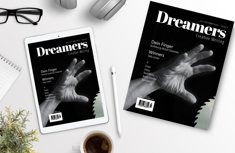 Dreamers Magazine Issue 9